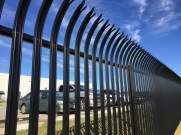 Arched Spear Top Fence