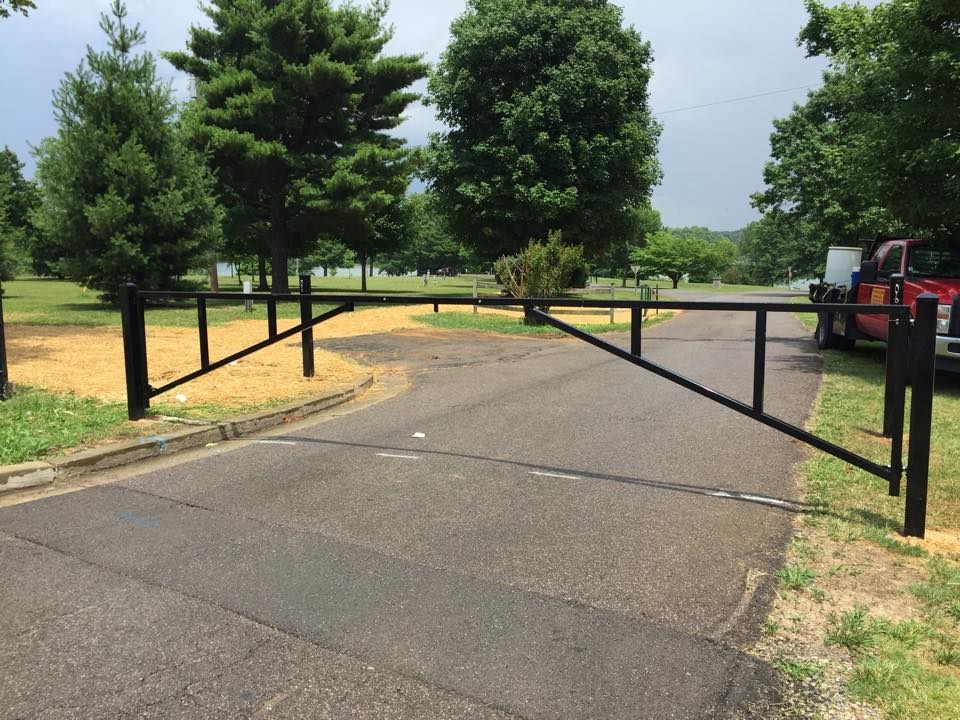 Barrier Gates Professional Fence Co