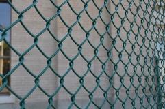 Green Vinyl Chain Link