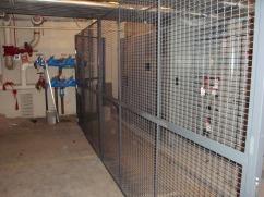 Wirecrafters Cage Around Generators