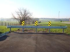 Galvanized Guardrail
