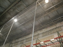Chain Link Cage