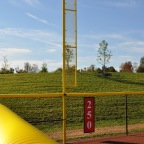 Safety Cap & Foul Poles