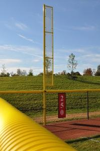 Safety Cap & Foul Poles