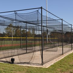 Batting Cages With Netting