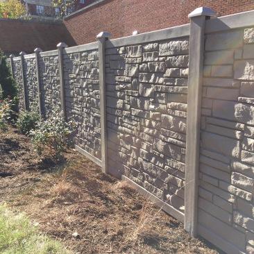 SimTek Composite Fence