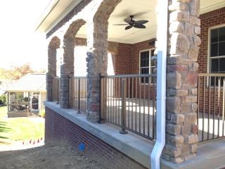 Aluminum Handrail