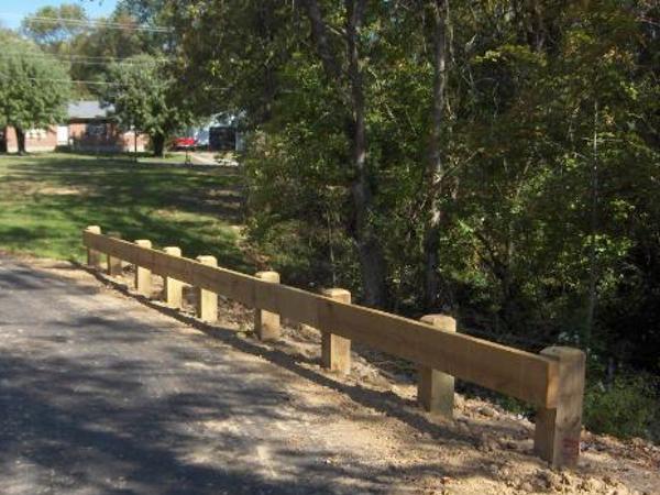 Guardrail professional fence co