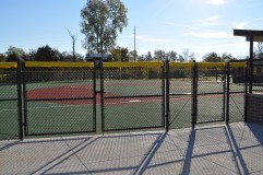 Gates at Miracle Field