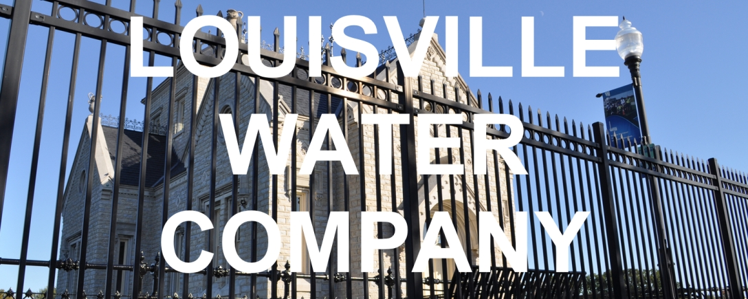 Louisville Water Company Fence