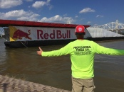 Temporary Fencing for Red Bull Flugtag 2016