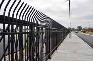 Ornamental Fence at Churchill Downs